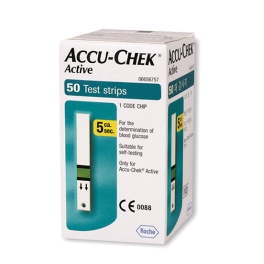 Test glicemie AccuChek Active 50 buc